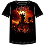 To Hell Cover T-Shirt M