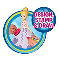 Aquadoodle Dress Designer  Mess Free 3D Creative Drawing Fun for Children aged 18 months+