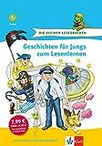 Die kleinen Lesedrachen: Geschichten für Jungs zum Lesenlernen, 1. Klasse