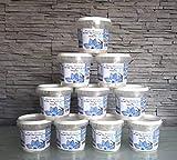 Saracino Blütenpaste 250 g Eimer weiß