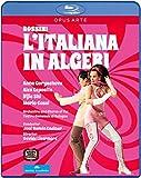 Rossini : L'Italienne à Alger. Goryachova, Esposito, Encinar, Livermore. [Blu-ray]