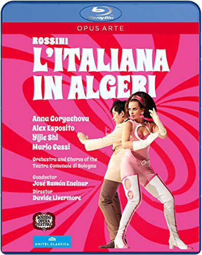 Rossini: L'Italiana In Algeri [Blu-ray]