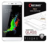 Chevron 2.5D 0.3mm Pro+ Tempered Glass Screen Protector For Coolpad Note 3 / Coolpad Note 3 Plus (Clear HD) best price on Amazon @ Rs. 129