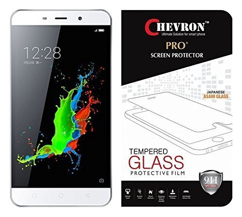 Chevron-25D-03mm-Pro-Tempered-Glass-Screen-Protector-For-Coolpad-Note-3-Coolpad-Note-3-Plus-Clear-HD