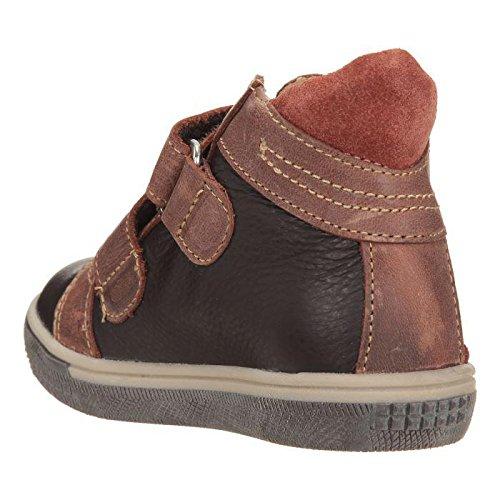 PATATRAS Baskets a Scratch Joakim Chaussures Enfant Garçon 32 Marron
