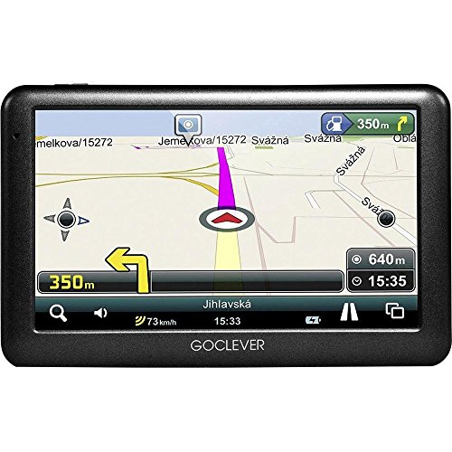 GOCLEVER Drive NAVIO 2 540 Fijo 5
