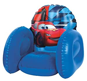 Cars Inflatable Flocked Chair