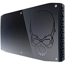 Intel NUC 6I7KYK - MiniPC (Intel i7-6770HQ, Iris Pro 580), color negro