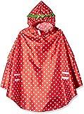 LUNARI Kinder Lucky Cape 4 in 1 Regenschutz Für Kindersitz, Motiv Berry, One Size