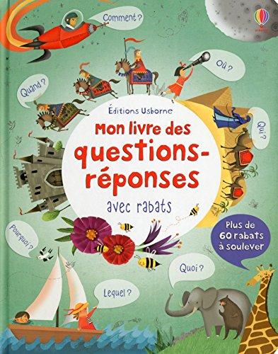 Mon livre des questions-réponses - Livr...