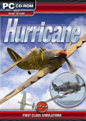 First Class Simulations Hurricane Add-On for FS 2004/FSX [UK Import]