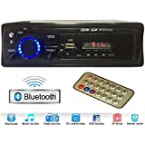 Gadget Deals 1313 Bluetooth Car Stereo Media Mp3 Music System Player (FM/AUX/USB/MMC)