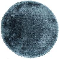 Teal Blu Lussuosa Ultra morbido pile pesante