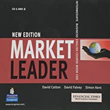 Market Leader Intermediate New Edition 2 Class CDs