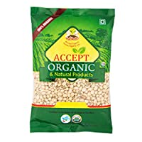 Accept Organic Black Eyed Beans/Lobia 1 KG Pack of Healthy & Organic Food