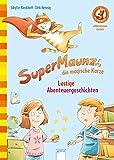SuperMaunz, die magische Katze. Lustige Abenteuergeschichten: Der Bücherbär. Allererstes Lesen