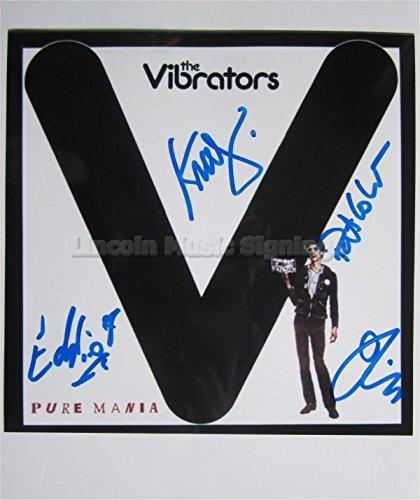 Superb Vibratori firmato foto 10x 8+ (Superb Gioiello)