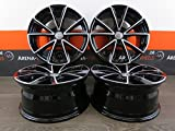 4 Alufelgen MAM MAM 19 Zoll passend für Audi ASRS8K B8 8E S5 A6 S6 4F 4B 4G S7 A8 S8 Q3 Q5 NEU