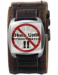 Fossil Herren-Armbanduhr JR9156 Lederband