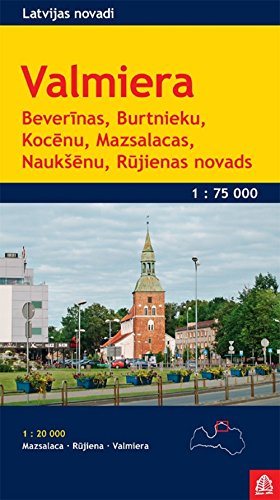 Valmiera and Surroundings 2015