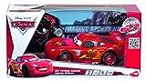 Dickie Toys 203089501 - RC Lightning McQueen, funkferngesteuerter Rennwagen, 17 cm -