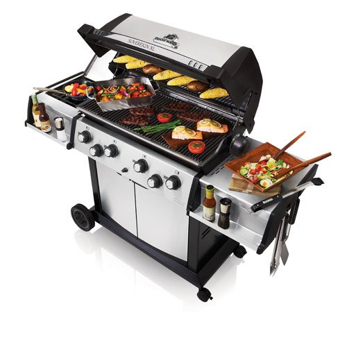 Broil King Gasgrill Sovereign XL 490 Mod.2016