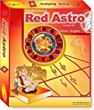 Red Astro 8.0 Pro. ( Language Hindi , English ) Astrology Software