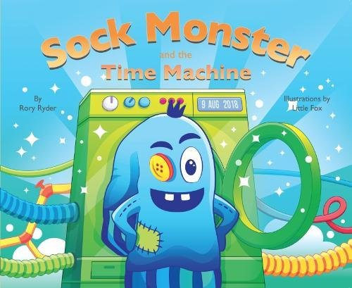 Sock Monster and the Time Machine por Rory Ryder