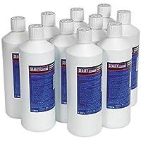 SEALEY Teppichboden / Polster Reiniger 1 Liter Packung mit 10 Stück