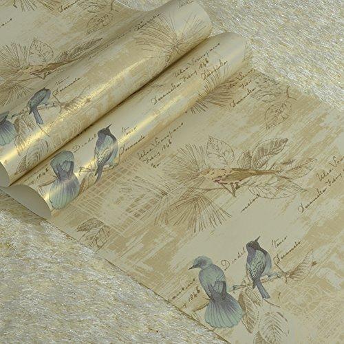 American retro-normalpapier tapeten Dorf-stil schlafzimmer nachttisch tapeten Hintergrundbild für wohnzimmer-B (Schlafzimmer-kollektion Nachttisch)