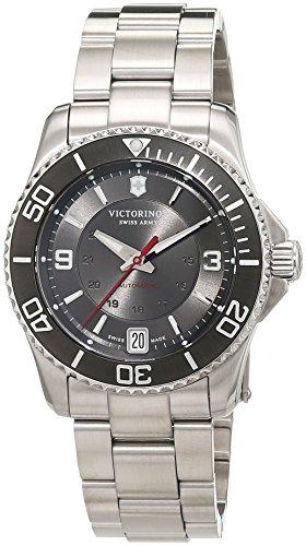 Victorinox Swiss Army Maverick Mechanical Small Reloj Automático De Hombre Pulsera Analógico Automático Acero inoxidable 241708