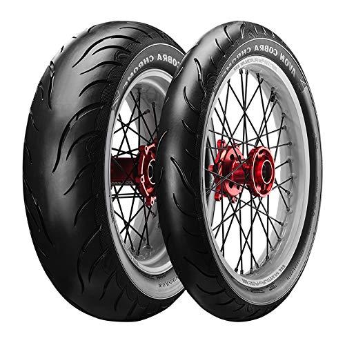 Gomme avon cobra chrome 200 55v r17 (78v) tl per moto