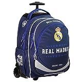 Real Madrid Trolley zaino Ronaldo scuola 47x35x20cm