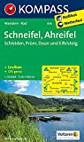 Schneifel - Ahreifel - Schleiden - Prüm - Daun - Eifelsteig: Wanderkarte mit KOMPASS-Lexikon und Radwegen. GPS-genau. 1:50000 (KOMPASS-Wanderkarten, Band 836)