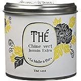 La malle à Thé Chine Vert Jasmin Extra 179 g - Lot de 2