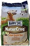 Happy Dog Hundefutter 2446 NaturCroq Rind & Reis 4 kg