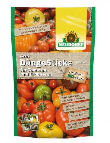 NEUDORFF Azet DüngeSticks Tomaten und Erdbeeren 40 St.