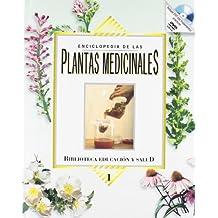 Enciclopedia de las Plantas Medicinales (Biblioteca Educacion Salud)