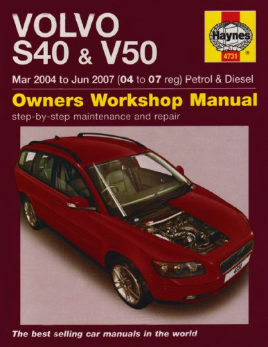 volvo-s40-and-v50-petrol-and-diesel-service-and-repair-manual-2004-2007-haynes-service-and-repair-ma