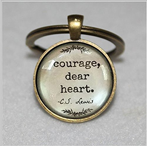 cs-lewis-quote-courage-dear-heart-glass-dome-keychain-pendant-gift-idea-hostess-gift-party-favor-key