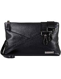 0f3f67a9a8dc4 SHAN Handtasche Der MäNner Handtasche Handtasche Mode Einfache Weiche Leder  Business Erste Schicht Rindsleder Tasche GroßE…