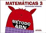 Matemáticas ABN 3. (Cuadernos 1, 2 y 3) (Método ABN) - 9788467832402