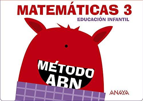 Matemáticas abn 3 (cuadernos 1, 2 y 3) (método abn)