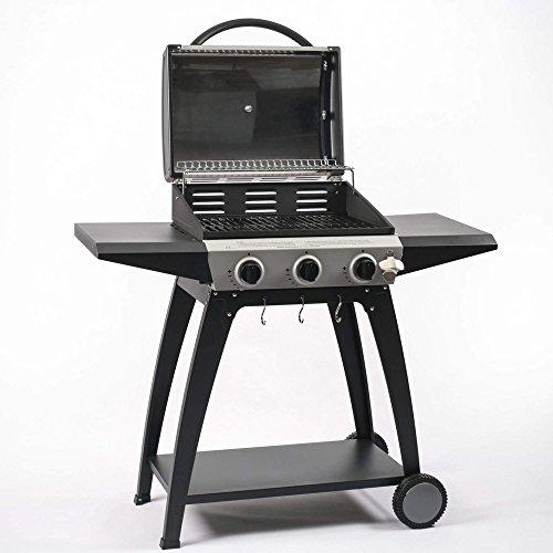 Mayer Barbecue ZUNDA Gasgrill MGG-3300 Basic