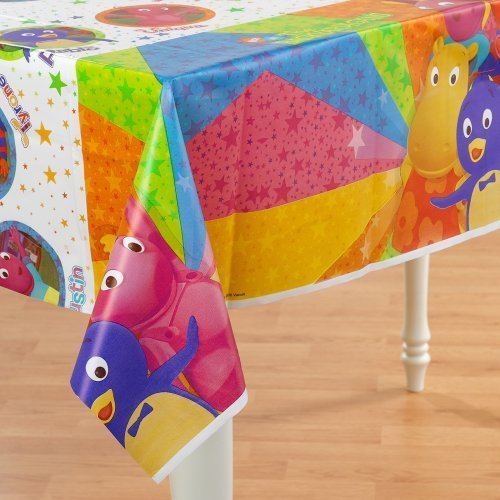 The Backyardigans Plastic Tablecover by Designware