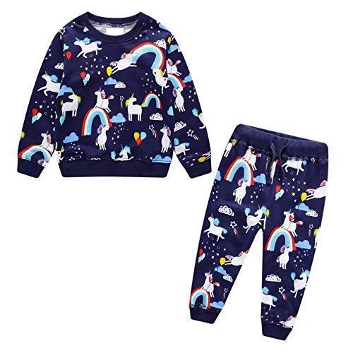 Kids Sweater Set Two Piece Casua...