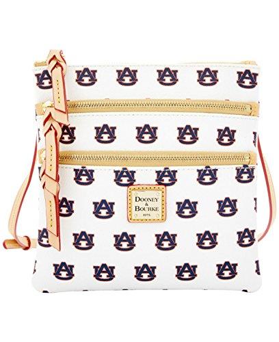 dooney-bourke-auburn-tigers-triple-zip-crossbody-bag