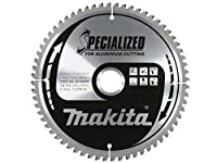 Makita Specialized Aluminium Mitre Saw Blade 305mm x 100 Teeth 30mm