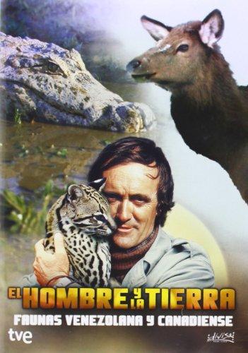 El Hombre Y La Tierra (40 Aniversario) : Faunas Venezolana Y Can [DVD]