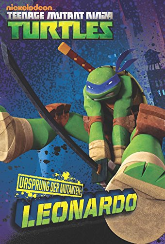 Ursprung der Mutanten: Leonardo (Teenage Mutant Ninja Turtles)